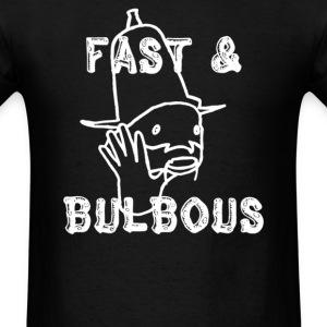Fast & Bulbous Zappa - Men's T-Shirt