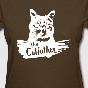 The Catfather - Women's T-Shirt