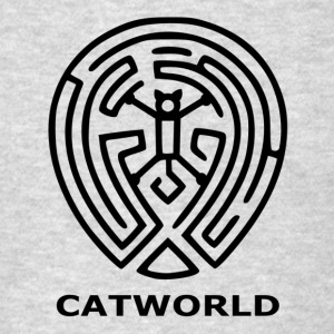 catworld - Men's T-Shirt