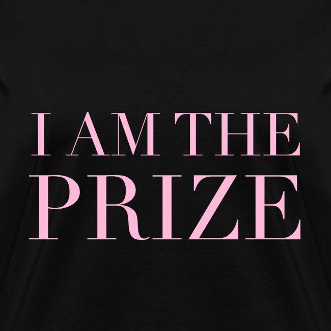 I Am The Prize Pink & Black