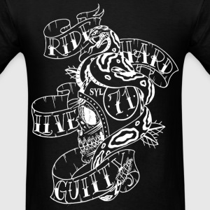 Live Guilty - Men's T-Shirt