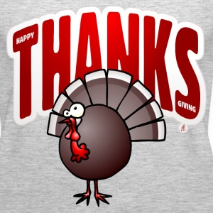 Thanksgiving Day Turkey Tanks - Women's Premium Tank Top
