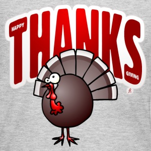 Thanksgiving Day Turkey Long Sleeve Shirts - Women's Long Sleeve Jersey T-Shirt