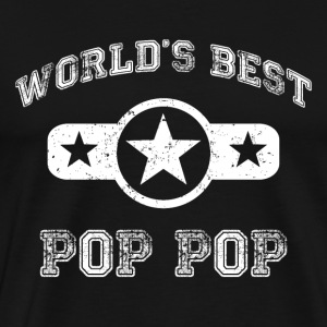 World's Best Pop Pop - Men's Premium T-Shirt