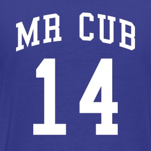 Mr. Cub 14 - Men's Premium T-Shirt