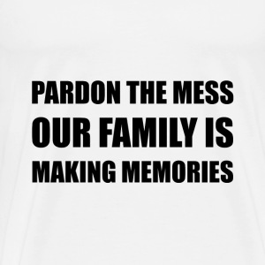Family Making Memories - Men's Premium T-Shirt