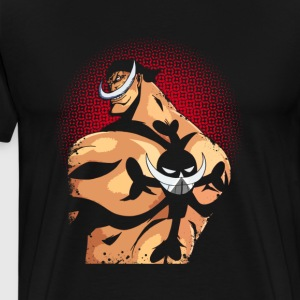 Strong Whitebeard - Men's Premium T-Shirt