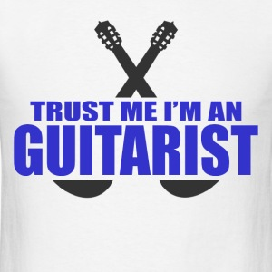 GUITARIST 111.png T-Shirts - Men's T-Shirt