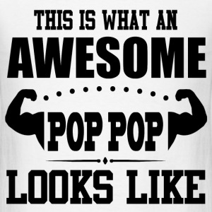 POP POP 111.png T-Shirts - Men's T-Shirt