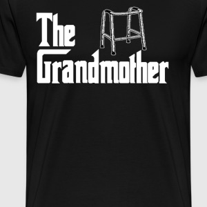 The Grandmother T-Shirts - Men's Premium T-Shirt