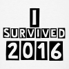 I survived 2016 - Men's T-Shirt