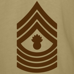 Master Gunnery Sergeant MGySgt, Mision Militar ™ T-Shirts - Men's T-Shirt