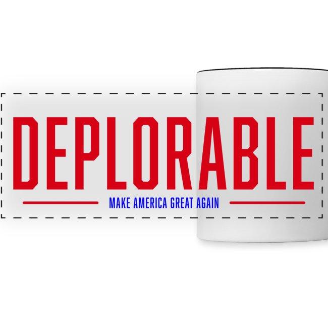 Deplorable Mug