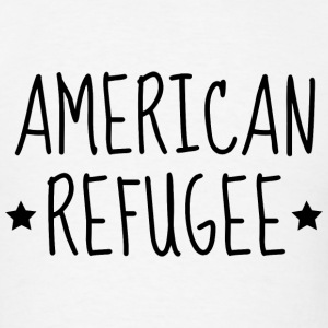 American Refugee - Men's T-Shirt