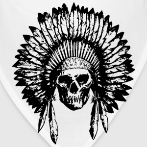 Chief Skull  Caps - Bandana