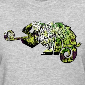 chameleon - Women's T-Shirt