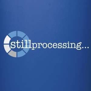 Stil processing coffee mug - Full Color Mug