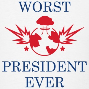 Worst President Ever - Men's T-Shirt