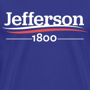 JEFFERSON 1800 ALEXANDER HAMILTON MUSICAL - Men's Premium T-Shirt