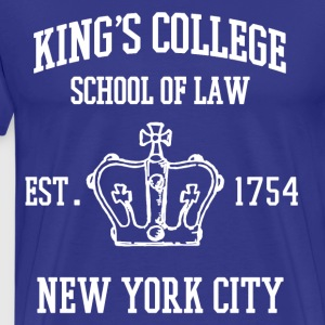 HAMILTON KINGS COLLEGE - Men's Premium T-Shirt
