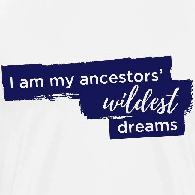 Ancestor Dream - Navy