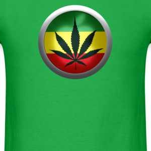 Rasta Country - Men's T-Shirt