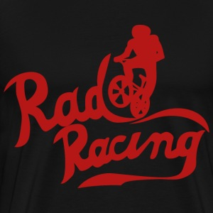 rad racing - Men's Premium T-Shirt