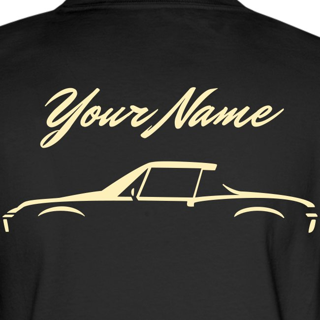 Your Name On The Back