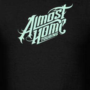 Almost home touring - Men's T-Shirt