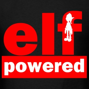 elf powered T-Shirts - Men's T-Shirt