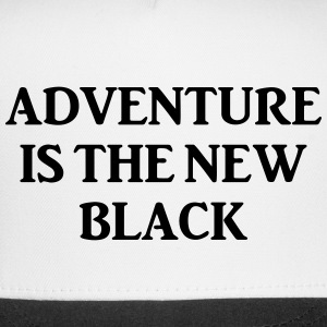 adventure is the new black Sportswear - Trucker Cap