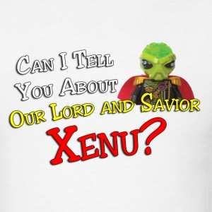 Can I Tell You About Xenu T-Shirts - Men's T-Shirt