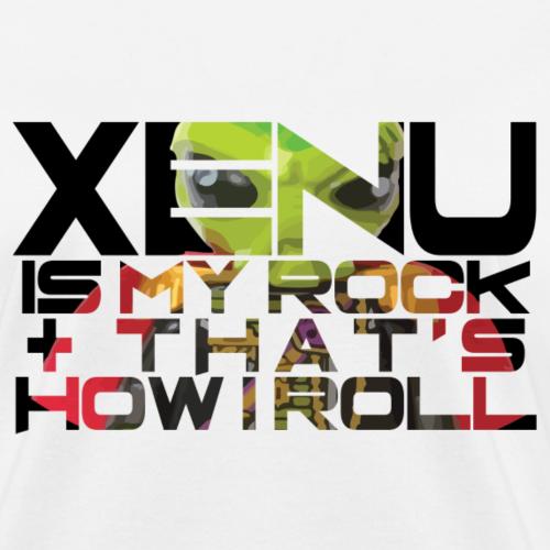 Xenu is my rock