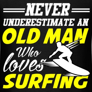 surfing 14.png T-Shirts - Men's T-Shirt