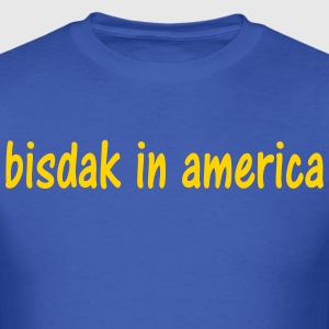 bisdak in america - Men's T-Shirt