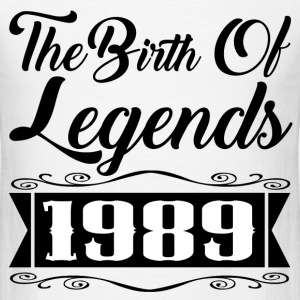 legends 1989 2.png T-Shirts - Men's T-Shirt