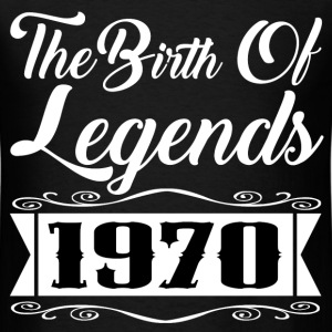 legends 1970 2.png T-Shirts - Men's T-Shirt