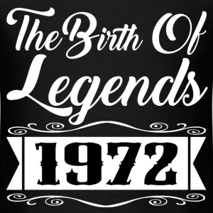 legends 1972 1.png T-Shirts - Men's T-Shirt