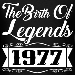 legends 1977 1.png T-Shirts - Men's T-Shirt