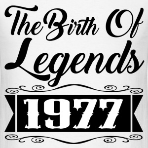 legends 1977 2.png T-Shirts - Men's T-Shirt