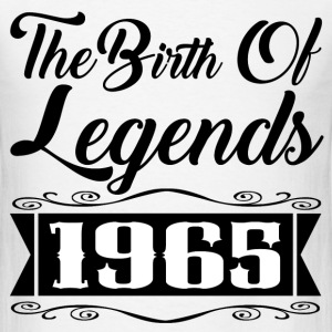 legends 1965 2.png T-Shirts - Men's T-Shirt