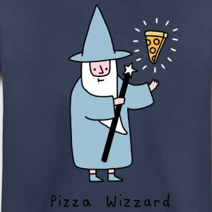 Pizza Wizzard - Kids' Premium T-Shirt