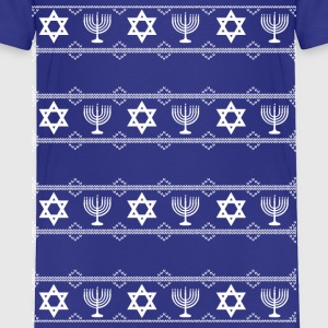 hanukkah winter white Baby & Toddler Shirts - Toddler Premium T-Shirt