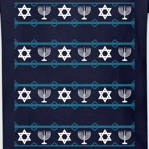 hanukkah winter Kids' Shirts - Kids' T-Shirt