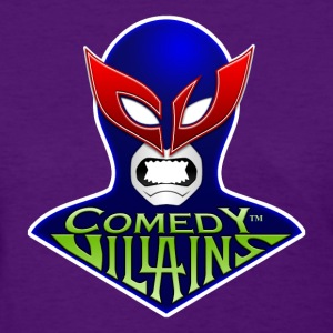 Comedy Villains - Women's T-Shirt