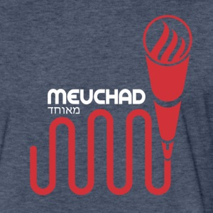 Mic Checka Red T-Shirts - Fitted Cotton/Poly T-Shirt by Next Level