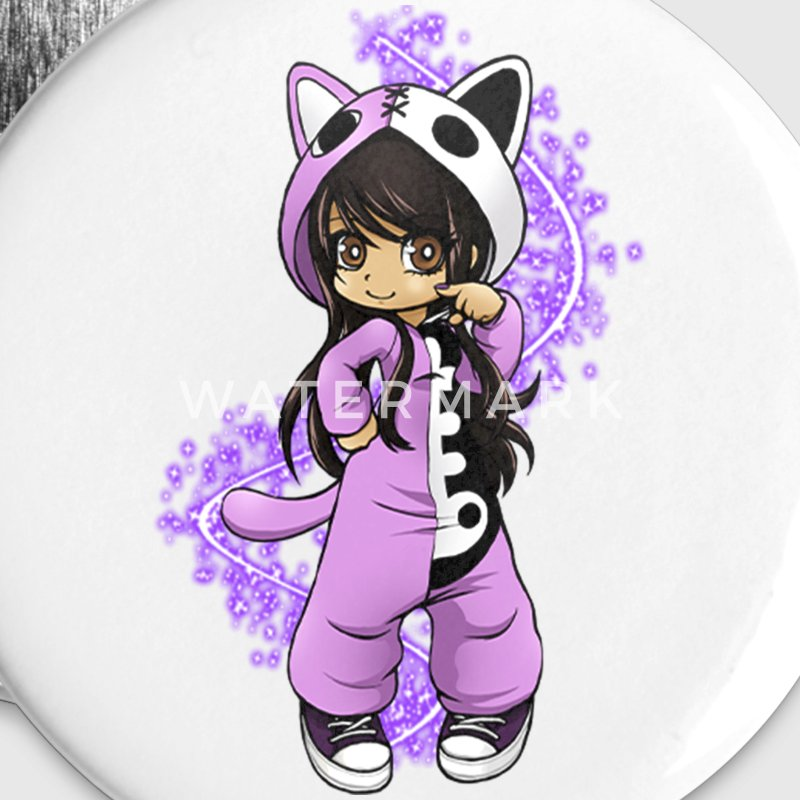 Aphmau Official Limited Edition! - Large Buttons