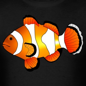 clown fish - Men's T-Shirt