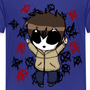 castiel supernatural - Kids' Premium T-Shirt
