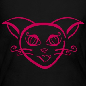 Bangles the Cat [5] Women's Long Sleeve Jersey T-s - Women's Long Sleeve Jersey T-Shirt